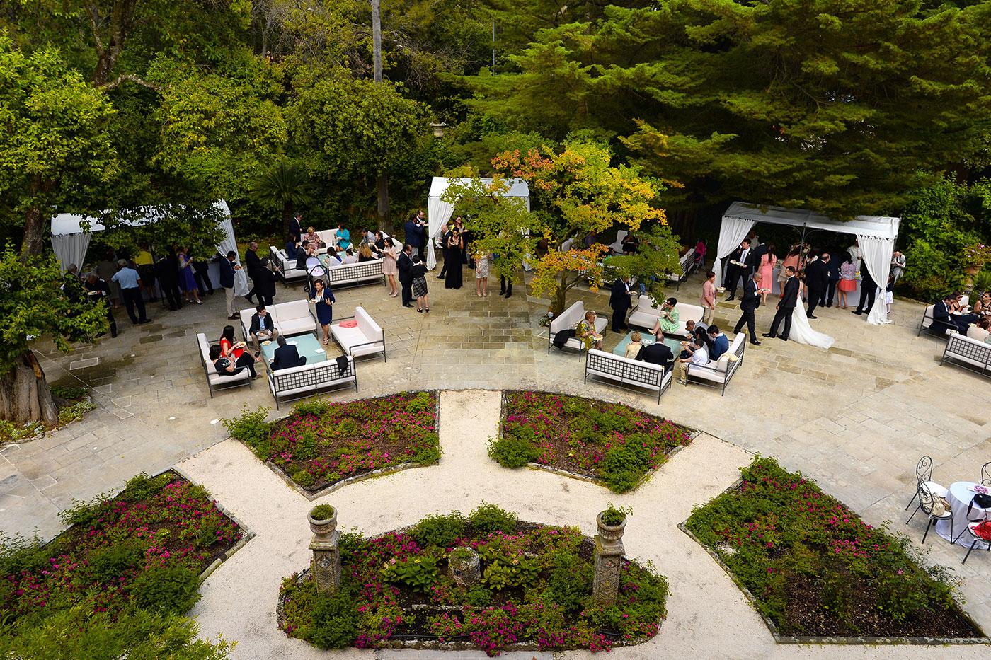 Il giardino all 39 italiana di tenuta lucagiovanni maglio - Giardino all italiana ...